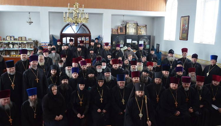 Духовенство Конотопско-Глуховской епархии