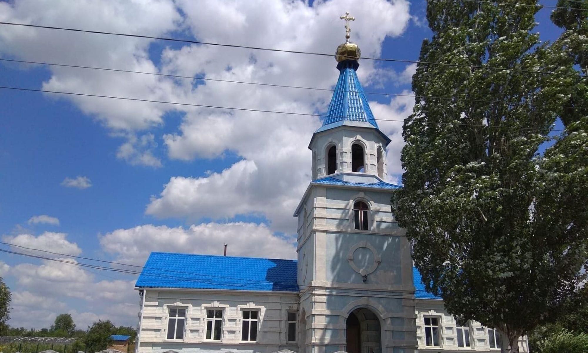 Храм святаго пророка Илии
